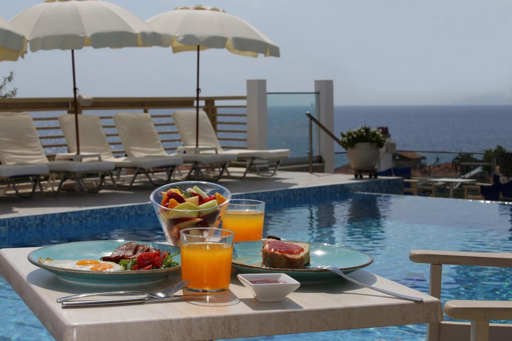 thassos hotel with breakfast - Studios Anny Houses